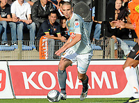 Fotball<br /> Frankrike<br /> Foto: DPPI/Digitalsport<br /> NORWAY ONLY<br /> <br /> FOOTBALL - FRENCH CHAMPIONSHIP 2009/2010 - FC LORIENT v LE MANS UC 72 - 29/08/2009<br /> <br /> ANTHONY LE TALLEC (MANS)