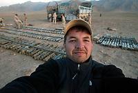 Jack Gruber Afghanistan 2004