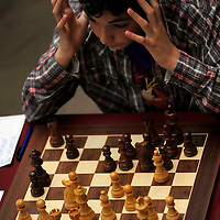 Britain's first female chess Grandmaster Keti Arakhamia-Grant today tested her skills by playing against 12 opponents simultaneously in Edinburgh's National Museum of Scotland.  She is one of only 20 women in the world to have achieved this highest title in chess which was awarded after her outstanding performance at the 2008 Dresden Olympiad.