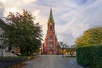 Johanneskirken er en nygotisk korskirke fra 1894 i Bergen kommune, Vestland fylke.