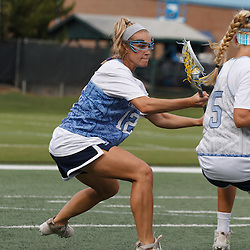 2016-10-03 North Carolina Tar Heels women's lacrosse practice