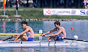 Munich, GERMANY   1998 FISA World Cup, Munich Olympic Rowing Course, 29-31 May 1998.  [Mandatory Credit, Peter Spurrier/Intersport-images] 1998 FISA World Cup, Munich, GERMANY