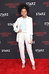 STARZ 'American Gods' Season 2 Premiere at Ace Hotel on March 05, 2019 in Los Angeles, CA. 05 Feb 2019 Pictured: Briana Roy. Photo credit: O'Connor/AFF-USA.com / MEGA TheMegaAgency.com +1 888 505 6342