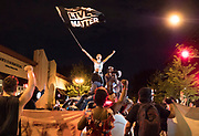 Philando Castile verdict protest march on the streets of St. Paul, MN, June 16, 2017.<br /> <br /> On July 6, 2016, Philando Castile, a 32-year-old African-American, was pulled over while driving in Falcon Heights, Minnesota, and killed by Jeronimo Yanez, a 29-year-old Latino St. Anthony, Minnesota police officer.
