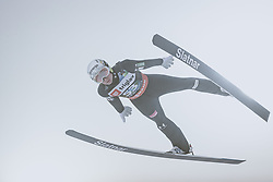 10.12.2020, Planica Nordic Centre, Ratece, SLO, FIS Skiflug Weltmeisterschaft, Planica, Einzelbewerb, Qualifikation, im Bild Anze Lanisek (SLO) // Anze Lanisek of Slovenia during the qualification for the men individual competition of FIS Ski Flying World Championship at the Planica Nordic Centre in Ratece, Slovenia on 2020/12/10. EXPA Pictures © 2020, PhotoCredit: EXPA/ JFK