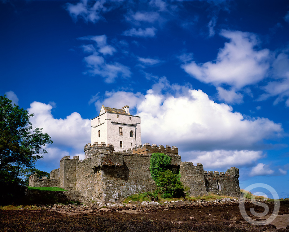 Photographer Chris Hill, Doe Castle, County Donegal
