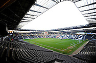 A general view of Stadkum MK before the  EFL Sky Bet League 1 match between Milton Keynes Dons and Northampton Town at stadium:mk, Milton Keynes, England on 21 January 2017. Photo by Andy Handley.