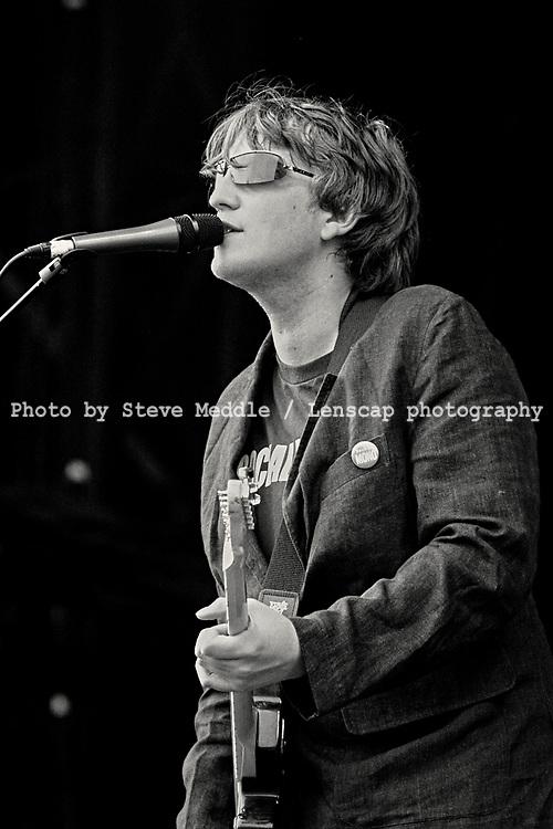 James Walsh - Starsailor, V2002, Hylands Park, Chelmsford, Essex, Britain - 18 August 2002