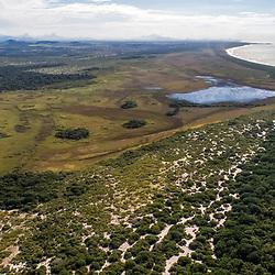 Parque Estadual Paulo César Vinha (Paisagem) fotografado em Guarapari, município do estado do Espírito Santo -  Sudeste do Brasil. Bioma Mata Atlântica. Registro feito em 2018.<br /> ⠀<br /> ⠀<br /> <br /> <br /> ENGLISH: Paulo César Vinha State Park photographed in Guarapari, in Espírito Santo - Southeast of Brazil. Atlantic Forest Biome. Picture made in 2018.