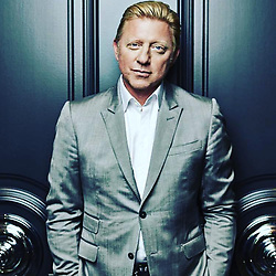 """Boris Becker releases a photo on Instagram with the following caption: """"Hello world \ud83c\udf0e...#tbs one of the few pics in the last years without a beard of some form..."""". Photo Credit: Instagram *** No USA Distribution *** For Editorial Use Only *** Not to be Published in Books or Photo Books ***  Please note: Fees charged by the agency are for the agency's services only, and do not, nor are they intended to, convey to the user any ownership of Copyright or License in the material. The agency does not claim any ownership including but not limited to Copyright or License in the attached material. By publishing this material you expressly agree to indemnify and to hold the agency and its directors, shareholders and employees harmless from any loss, claims, damages, demands, expenses (including legal fees), or any causes of action or allegation against the agency arising out of or connected in any way with publication of the material."""
