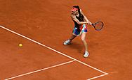 Sorana Cirstea of Romania during the Roland-Garros 2021, Grand Slam tennis tournament on June 6, 2021 at Roland-Garros stadium in Paris, France - Photo Rob Prange / Spain ProSportsImages / DPPI / ProSportsImages / DPPI