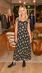 20 November 2019 - Lady Amelia Windsor at a dinner to celebrate the collaboration of jewellers Tada & Toy with Lady Amelia Windsor held at Reformation, 186 Westbourne Grove, London.<br /> <br /> Photo by Dominic O'Neill/Desmond O'Neill Features Ltd.  +44(0)1306 731608  www.donfeatures.com