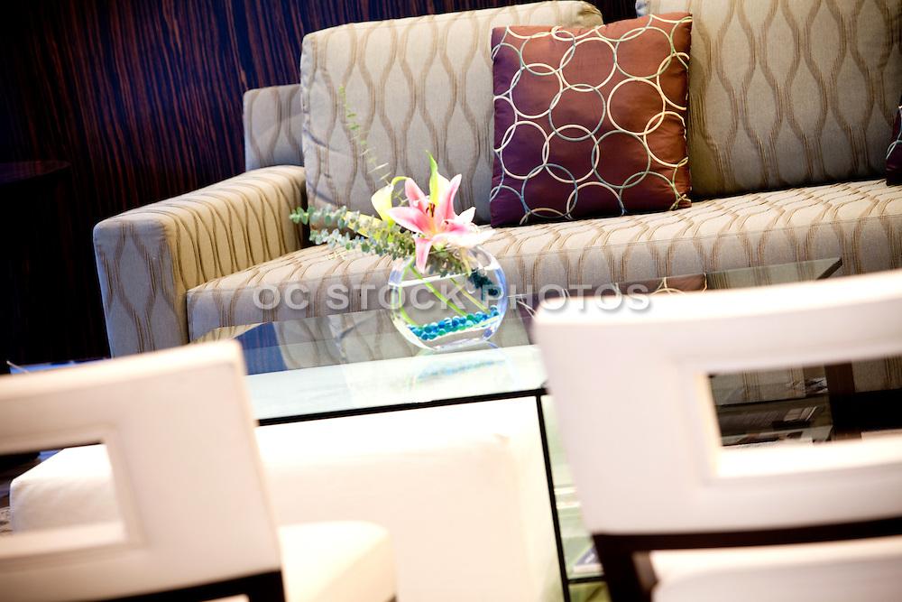 Lobby Interior Stock Photo