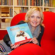 NLD/Amsterdam/20111114 - Presentatie Sinterklaasboeken Douwe Egberts & C1000, Yvon Jaspers