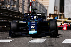 May 25, 2018 - Montecarlo, Monaco - 06 Nicholas LATIFI from Canada of DAMS during the Monaco Formula Two race 1  at Monaco on 25th of May, 2018 in Montecarlo, Monaco. (Credit Image: © Xavier Bonilla/NurPhoto via ZUMA Press)