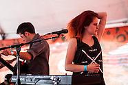 Tess Dunn - Vans Warped 2013 Tour