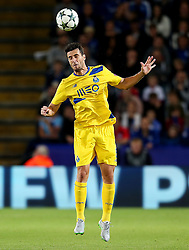 Ivan Marcano of FC Porto  - Mandatory by-line: Matt McNulty/JMP - 27/09/2016 - FOOTBALL - King Power Stadium - Leicester, England - Leicester City v FC Porto - UEFA Champions League