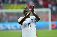 Deception Mamadou SAKHO - 13.06.2015 - Albanie / France - Match Amical - Tirana<br />Photo : Dave Winter / Icon Sport