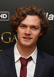 FINN JONES arriving for the Q&A, screening of season 3, of Game of Thrones, London, UK, March, 26, 2013.Photo by: i-Images...