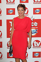 Denise Welch TVChoice Awards, Savoy Hotel, London, UK. 13 September 2011 Contact: Rich@Piqtured.com +44(0)7941 079620 (Picture by Richard Goldschmidt)