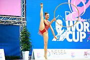 Bjelik Adisa is an individual rhythmic gymnast from Bosnia Herzegovina.