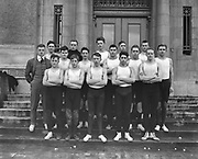 """""""Wrestling squad 1916. Used in Journal 1/23/16"""""""