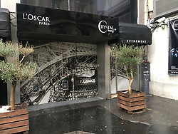 The Crystal night club, in Paris, France on January 22, 2019, where Chris Brown met the 24-year-old woman. US singer Chris Brown was arrested in Paris yesterday morning January 21, 2019, with two other people on suspicion of rape, a French police source said. Three men had been detained after a 24-year-old woman alleged she was raped at Brown's hotel suite on the night of January 15. Photo by ABACAPRESS.COM