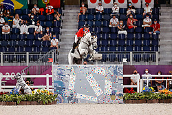 Zvara Ondrej, CZE, Cento Lano, 327<br /> Olympic Games Tokyo 2021<br /> © Hippo Foto - Stefan Lafrentz<br /> 06/08/2021