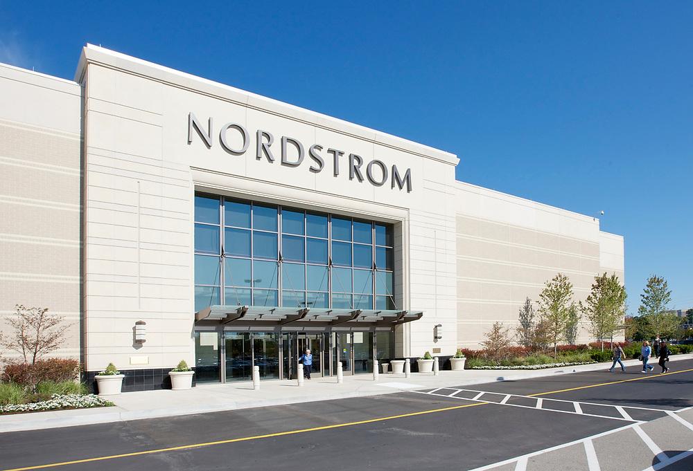 Saint Louis Galleria shopping mall in Richmond Heights, Missouri.