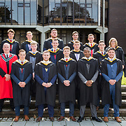 23.08. 2017.                                                   <br /> School of Engineering Graduate Class, University of Limerick. Picture: Alan Place