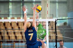 LORBER FIJOK Lorena of Slovenian national team during volleyball match between Slovenia and Portugal in CEV Volleyball European Silver League 2021, on 12 of June, 2021 in Dvorana Ljudski Vrt, Maribor, Slovenia. Photo by Blaž Weindorfer / Sportida