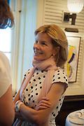 ANNA CARTER, Vanity Fair Lunch hosted by Graydon Carter. 34 Grosvenor Sq. London. 14 May 2013