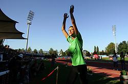 13.09.2011, Sportski Park Mladost, CRO, Athletics Meeting, IAAF World Challenge, Zagreb 2011, im Bild Blanka Vlasic // during Athletics Meeting, IAAF World Challenge, Zagreb 2011 at Sportski Park Mlados in Zagreb Croatia on 13/09/2011. EXPA Pictures © 2011, PhotoCredit: EXPA/ nph/ Pixsell +++++ ATTENTION - OUT OF GERMANY/(GER), CROATIA/(CRO), BELGIAN/(BEL) +++++