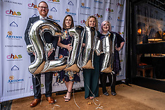 Children's Hospice Ladies Lunch celebrate raising £1m, Edinburgh, 1 November 2019