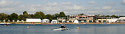 2005 FISA World Cup, Dorney Lake, Eton, ENGLAND, 24.05.05. .Pictures of the boat house and from the boat house balcony over the course and area in front of the boathouse. Photo  Peter Spurrier.  email images@intersport-images...[Mandatory Credit Peter Spurrier/ Intersport Images] Rowing Course, Dorney Lake
