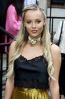 Betsy-Blue English, London Fashion Week SS17 - Julien Macdonald, Seymour Leisure Centre, London UK, 17 September 2016, Photo by Brett D. Cove
