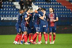 Caen vs Toulouse 18 Dec 2018