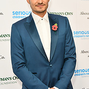 Orlando Bloom Arrivers at Special gala in honour of SeriousFun Children's Network, the charity  started by actor and philanthropist Paul Newman at The Roundhouse, on 6 November 2018, London, UK.