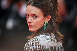 Stacy Martin attends the screening of Oh Mercy! (Roubaix, une Lumiere) during the 72nd annual Cannes Film Festival on May 22, 2019 in Cannes, France. Photo by Shootpix/ABACAPRESS.COM