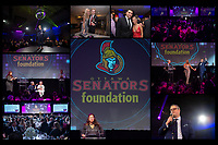 2019 Ferguslea Properties Limited Senators Soirée presented by Bell: Saturday Night Fever at The Westin Hotel in Ottawa, ON.<br /> February 9, 2019<br /> <br /> PHOTO'S: Steve Kingsman / Freestyle Photography for Ottawa Senators