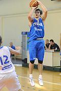 ATENE 19 GIUGNO 2012<br /> GRECIA B - NAZIONALE SPERIMENTALE<br /> NELLA FOTO RICCARDO MORASCHINI<br /> FOTO CIAMILLO