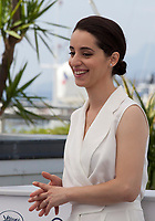 Producer Dina Emam at the Yomeddine film photo call at the 71st Cannes Film Festival, Thursday 10th May 2018, Cannes, France. Photo credit: Doreen Kennedy