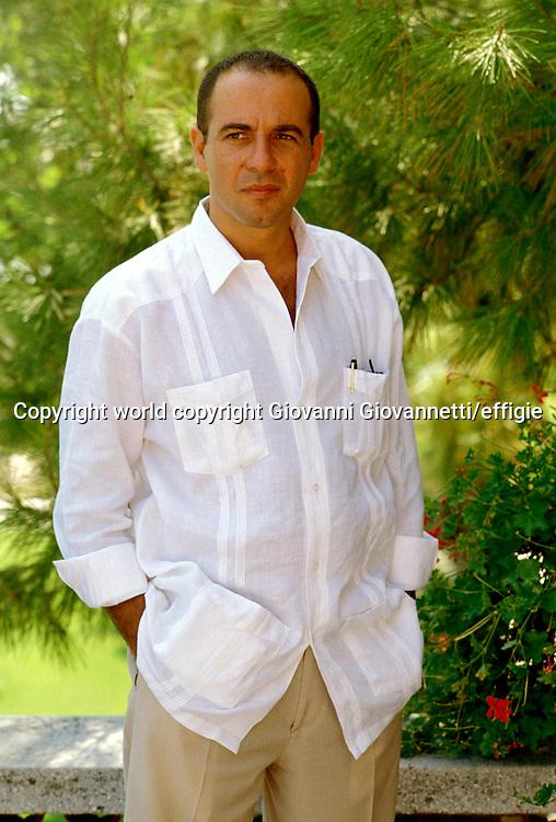 Giuseppe Tornatore<br />world copyright Giovanni Giovannetti/effigie / Writer Pictures<br /> <br /> NO ITALY, NO AGENCY SALES / Writer Pictures<br /> <br /> NO ITALY, NO AGENCY SALES