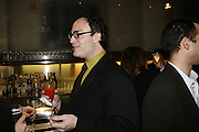 Mathew Marks, Ellsworth Kelly exhibition opening. Serpentine Gallery and afterwards at the River Cafe. London. 17 March 2006. ONE TIME USE ONLY - DO NOT ARCHIVE  © Copyright Photograph by Dafydd Jones 66 Stockwell Park Rd. London SW9 0DA Tel 020 7733 0108 www.dafjones.com