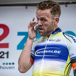 VELDHOVEN (NED) July 4 <br /> CYCLING <br /> The first race of the Schwalbe Topcompetition the Simac Omloop der Kempen<br /> Roy eefting