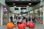 Nederland, Nijmegen, 26-5-2015Interieur van het ROC bij het station.FOTO: FLIP FRANSSEN/ HOLLANDSE HOOGTE