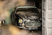 Now where did I park my 60 cars? Incredible treasure trove of rusting classics worth £12MILLION is found languishing in a French farm garage after 50 years <br /> <br /> A 12million euros treasure trove of 60 rusting classic cars left languishing on a French farm for 50 years has gone up for auction.