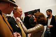NICHOLAS LOGSDAIL AND JILL RITBLAT, Art Plus Music party. Fundraiser for the Whitechapel. 30 March 2006. ONE TIME USE ONLY - DO NOT ARCHIVE  © Copyright Photograph by Dafydd Jones 66 Stockwell Park Rd. London SW9 0DA Tel 020 7733 0108 www.dafjones.com