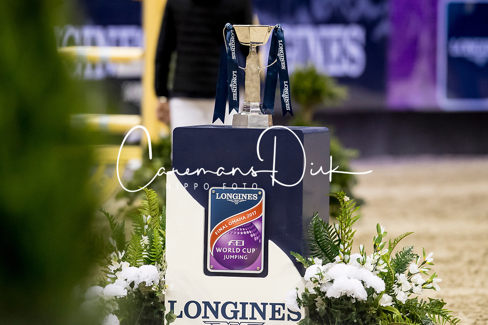World Cup<br /> Round 2<br /> Longines FEI World Cup Jumping, Omaha 2017 <br /> © Hippo Foto - Dirk Caremans<br /> 01/04/2017