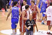DESCRIZIONE : Milano Lega A 2014-15 EA7 Emporio Armani Milano vs Banco di Sardegna Sassari playoff Semifinale gara 7 <br /> GIOCATORE : Stefano Sardara<br /> CATEGORIA : esultanza postgame<br /> SQUADRA : Banco di Sardegna Sassari<br /> EVENTO : PlayOff Semifinale gara 7<br /> GARA : EA7 Emporio Armani Milano vs Banco di Sardegna SassariPlayOff Semifinale Gara 7<br /> DATA : 10/06/2015 <br /> SPORT : Pallacanestro <br /> AUTORE : Agenzia Ciamillo-Castoria/GiulioCiamillo<br /> Galleria : Lega Basket A 2014-2015 Fotonotizia : Milano Lega A 2014-15 EA7 Emporio Armani Milano vs Banco di Sardegna Sassari playoff Semifinale  gara 7 Predefinita :